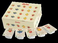70100409 - Darbo směs 5 druhů ovocných džemů