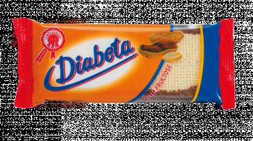 Diabeta polomáčená arašídová