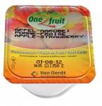 Ovocná přesnídávka Jablko - Jahoda