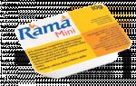 Rama mini plastic bin