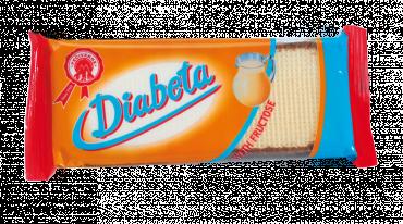 Diabeta polomáčená smetanovo-vanilková