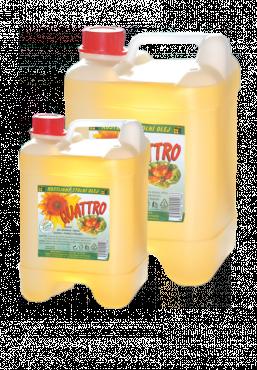 Olej quattro - řepkový 5 litrů