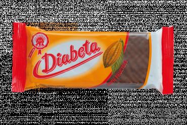 Diabeta celomáčená kakaová