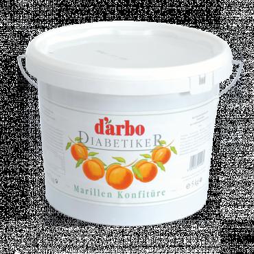 Meruňkový džem se sladidlem