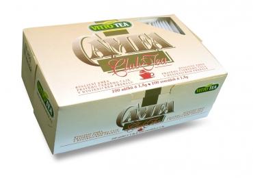 Černý čaj - Camea club tea gastro přebal