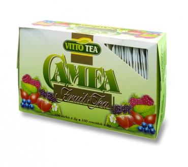 Ovocný čaj - Camea fruit tea gastro přebal