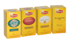 Black tea Lipton premium yellow label