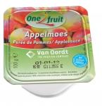 Jablečná přesnídávka bez přidaného cukru