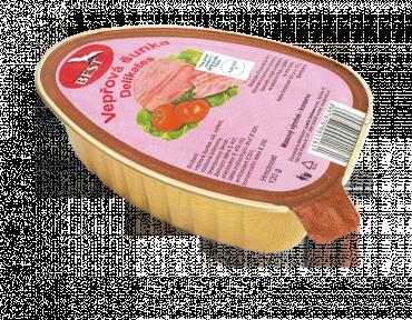 Vepřová šunka delikates