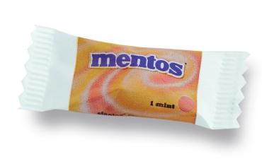 Mentos ovocný one & only jednotlivě balený