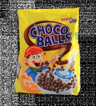 Cereální kuličky kakaové