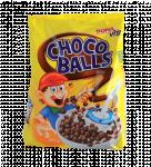 Cereal cocoa balls